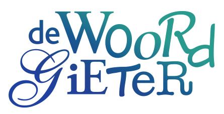 De Woordtieter logo